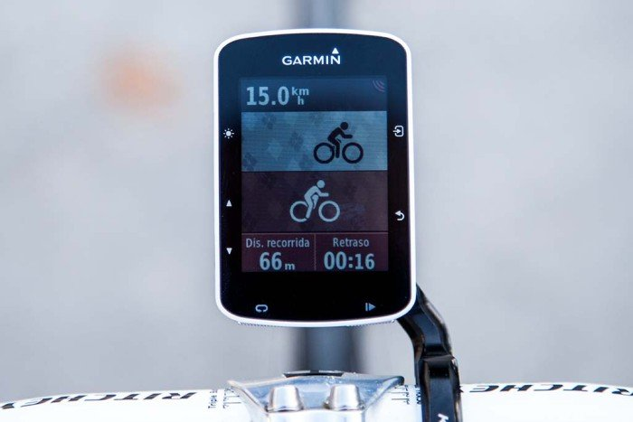 Garmin Edge 520 - Virtual Partner