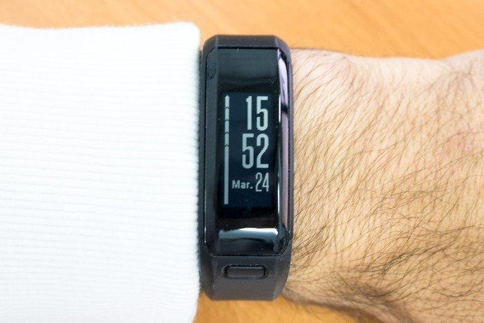 Garmin Vivosmart HR - Inactivity alert