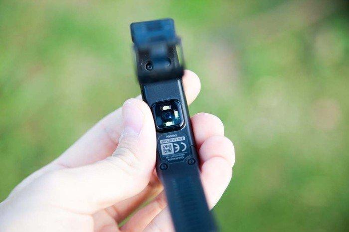 Garmin Vivosmart HR - Optical Sensor