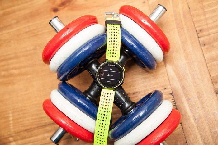 Garmin Forerunner 230 - Other Exercises