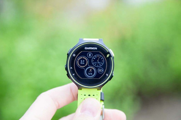 Garmin Forerunner 230 - Connect IQ Watch