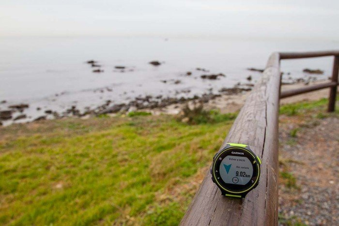 Garmin Forerunner 230 - Back to top