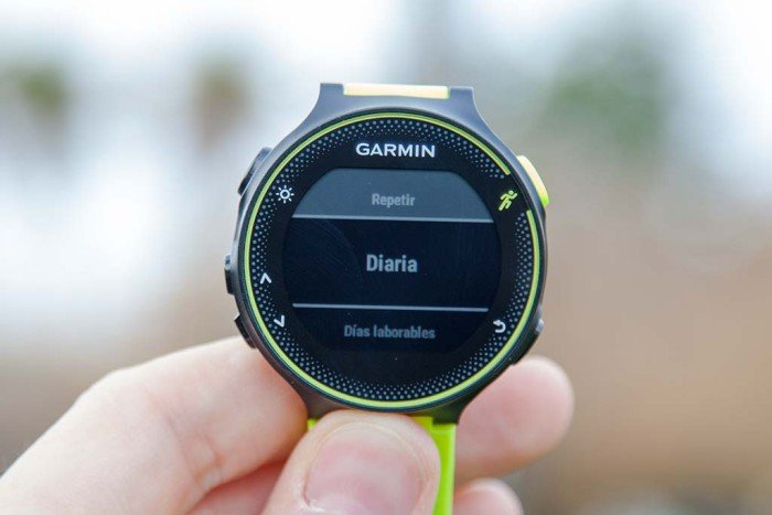 Garmin Forerunner 230 - Repeat Alarm