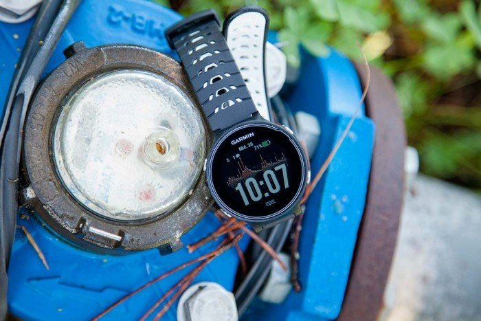 Garmin Forerunner 630 - Esfera Connect IQ