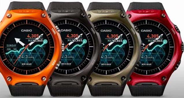 Casio WSD-10