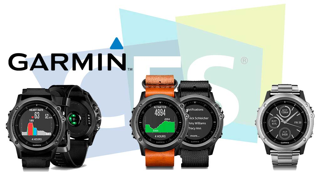 New Garmin Fenix 3