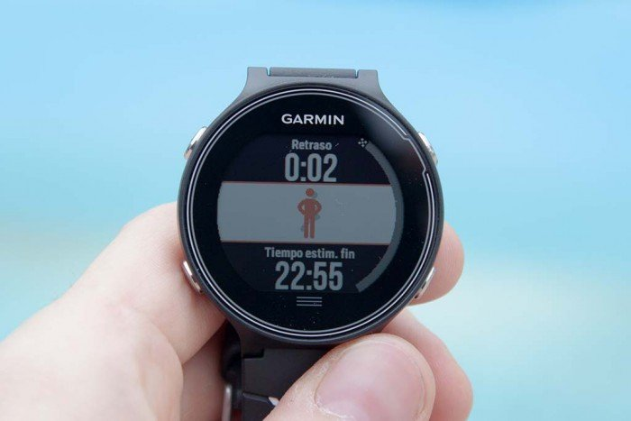 Garmin Forerunner 630 - VIrtual Partner