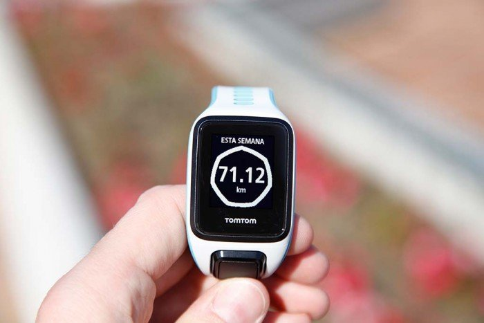 TomTom Runner 2 - Weekly Activity Monitor