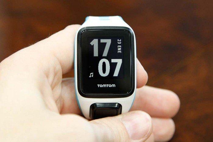 TomTom Runner 2 - Reproducción de música
