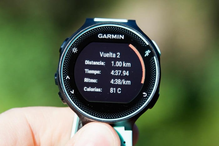 Garmin Forerunner 235 - Return