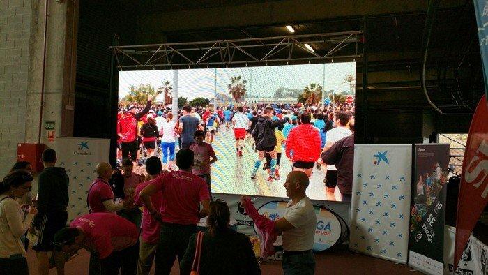 26 Media Maratón de Málaga