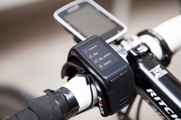 Garmin Vivoactive HR - Bike
