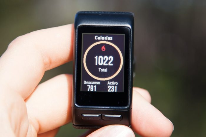 Garmin Vivoactive HR - Calories