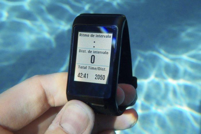 Garmin VIvoactive HR - Swimming pool