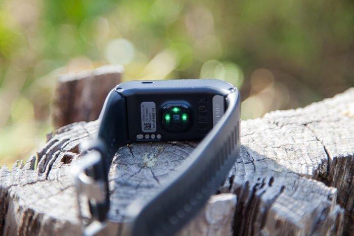 Garmin Vivoactive HR - Sensor óptico