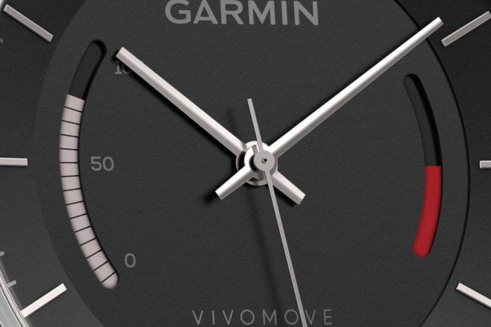 Garmin Vivomove - Monitor de actividad
