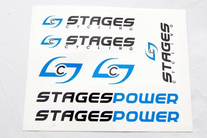 Stages - medidor de potencia