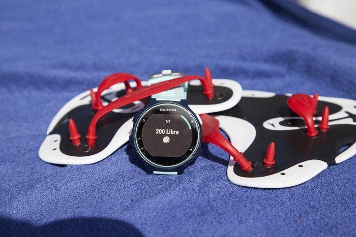 Garmin Forerunner 735XT - Material piscina
