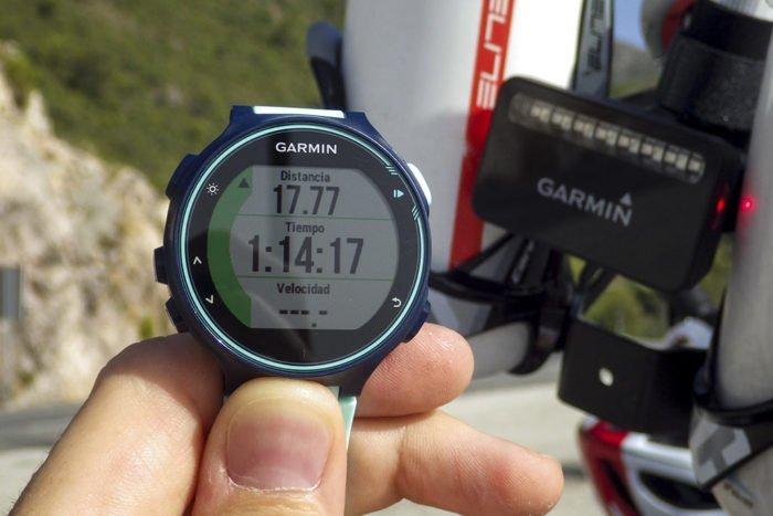 Garmin Forerunner 735XT - Garmin Varia Radar