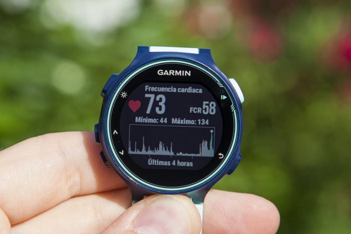 Garmin Forerunner 735XT - Widget FC
