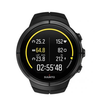 Suunto Spartan Ultra - Return time