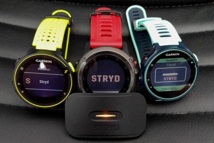 Stryd - Garmin Connect IQ