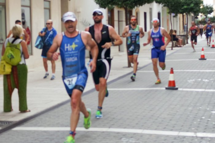 Triatlón Estepona 2016