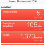 Aplicación Salud - Actividad