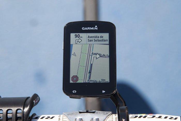Garmin Edge 820 - Navegación