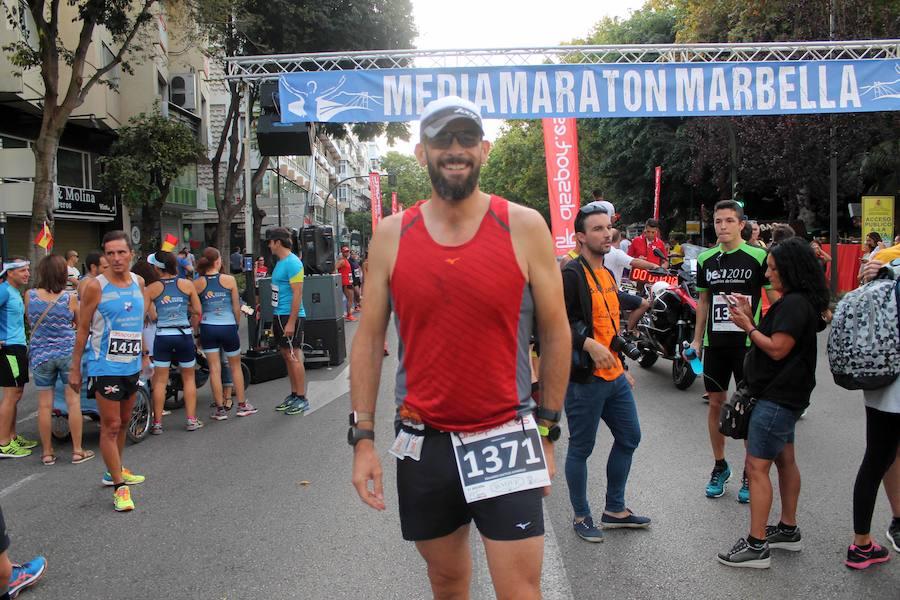 Media Maratón Marbella