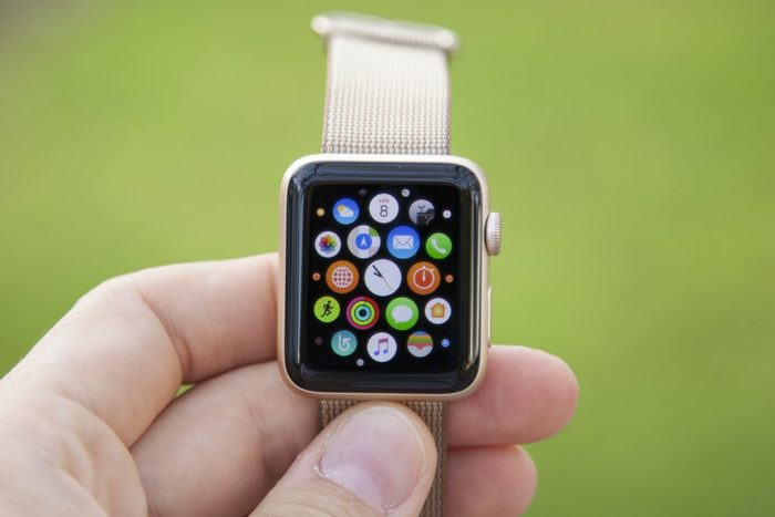 Apple Watch S2 - Apps