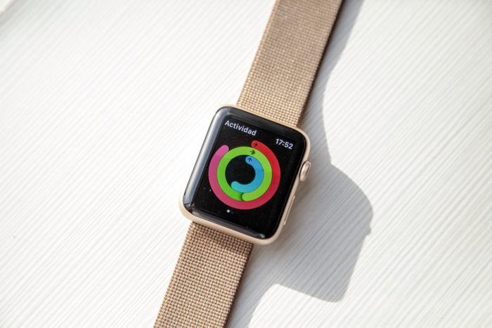 Apple Watch S2 - Monitor de actividad