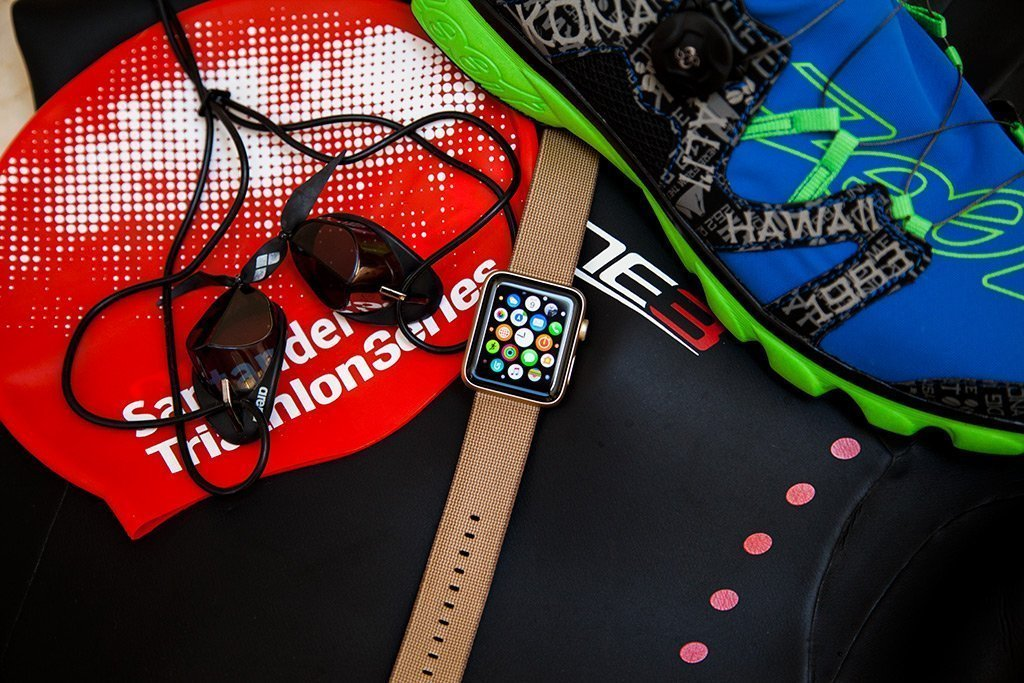 Apple Watch Series 2 : Complete analysis and performance in sport and fitness 1