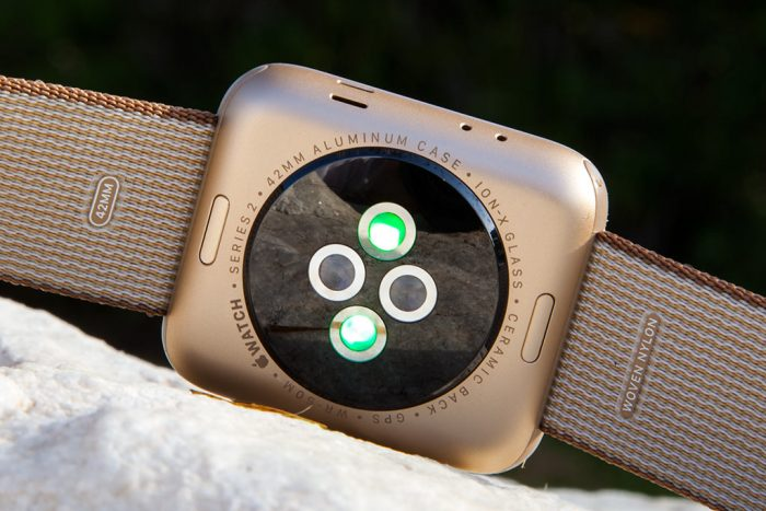 Apple Watch Series 2 - Sensor LED