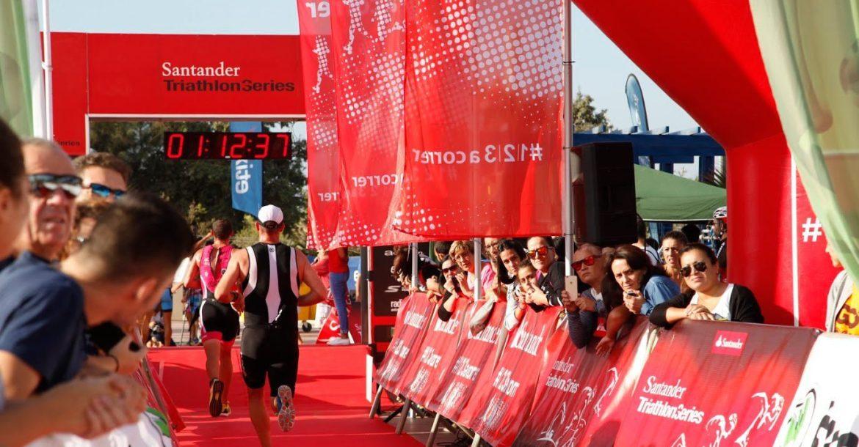 Santander Triathlon Series 2016 - Málaga 1