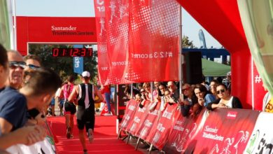 Photo of Santander Triathlon Series 2016 – Málaga