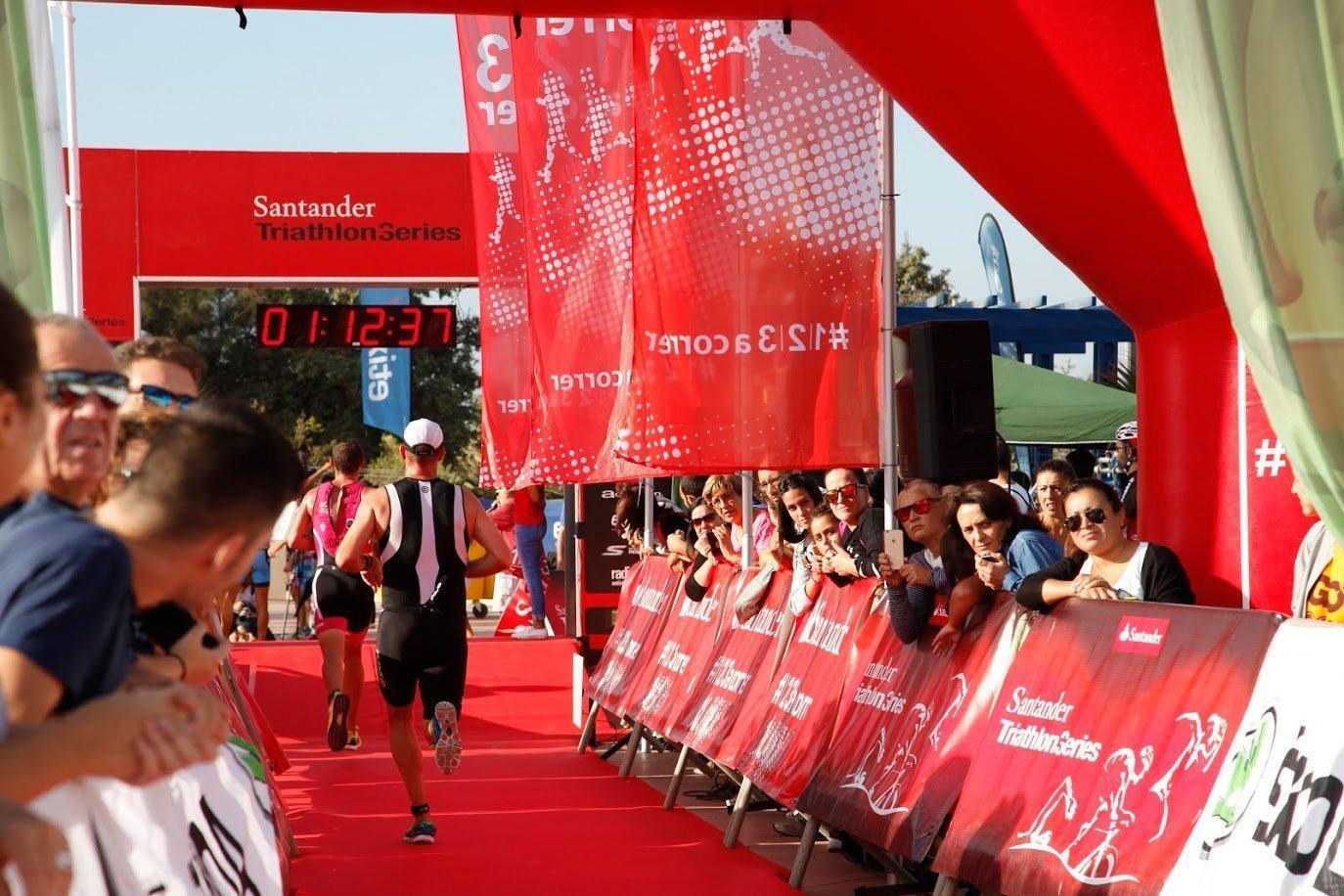 Santander Triathlon Series 2016 - Malaga 1