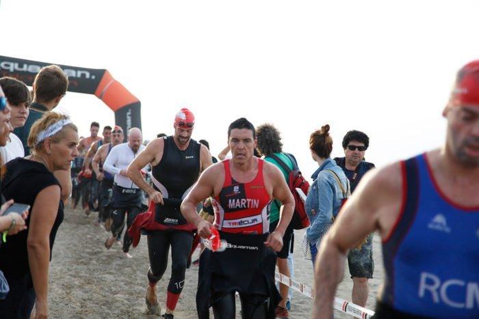 Santander Series Triathlon - Malaga