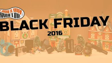 Black Friday - Cyber Monday, offers to end 2016 (CONSTANT UPDATE) 4