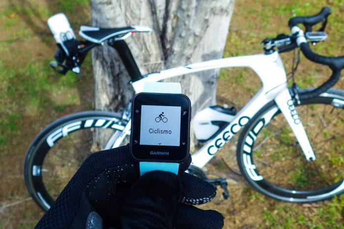 garmin-fr35-cycling