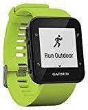 Garmin Forerunner 35 - Reloj GPS con monitor de frecuencia cardiaca en la muñeca, monitor de actividad y notificaciones inteligentes, color lima