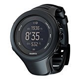 SUUNTO Ambit3 Sport Black HR - Reloj GPS para actividades multideporte con conexión móvil, color negro