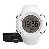 Suunto Ambit3 Run HR - Reloj de carrera GPS, unisex, color blanco