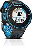 Garmin Forerunner 620 - GPS Race Watch, Black / Blue