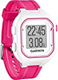 Garmin Forerunner 25 - Black and red sports watch, size L