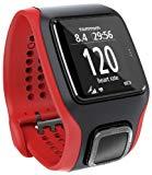 TomTom Multisport Cardio - Red & Black Handheld GPS