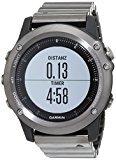 Garmin GRFENIX3Z - Fenix 3 Zafiro, Reloj Gps