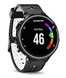Garmin Forerunner 230 - Unisex Black and White Regular Size Cartwheel Watch with GPS and Connection Functions