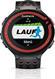 Garmin Forerunner 220 - Black and red GPS race clock