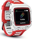 Garmin Forerunner 920XT - Reloj GPS, color blanco / rojo